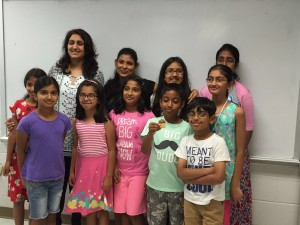 Germantown Hindi Class