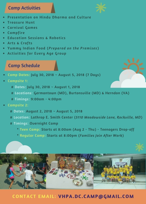 Shantiniketan Camp Flyer Page 2