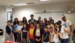 Germantown Gaithersburg Maryland Hindi Class