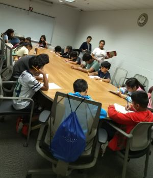 Germantown Gaithersburg Maryland Hindi Class